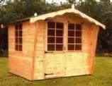 image: Georgian Cabin